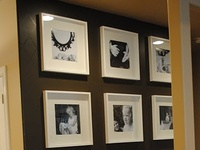 So many interesting ways to display your photos!
