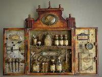 Cabinet of curiosities...