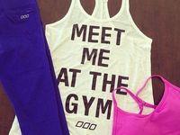 Closet - Workout Gear