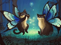 Cat /Animal Art