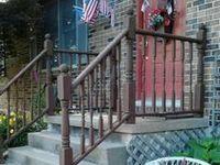 Prim porches