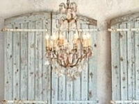 Great ways to use old shutters