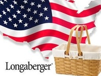 Longaberger Baskets. Made in America!