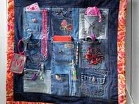 trabajos realizados con jeans