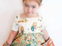 Sewing crafts for babies or young children