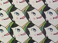 ArtEd- Escher, tessellations