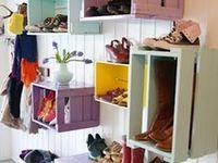 Lugs & Crates & Shelves