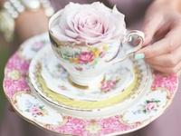 Tea Cups & China