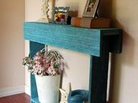 Things made from pallets and reclaimed wood