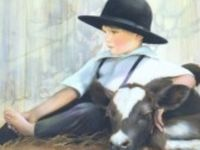 Beautiful Amish paintings by my favorite artist.
