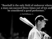 I do love Baseball!