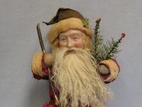 Antique Santa Claus