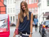 Street style from copenhagen fashion week springsummer 2017