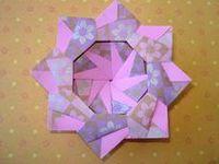 Origami Mandalas, Estrelas e Tea Bag Folding