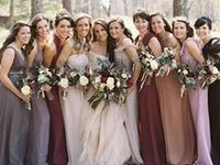 How are you dressing your bridesmaids? Here are a few of our favorite bridesmaids styles including bridesmaid dresses, bridesmaid shoes, and of course bridesmaid accessories!