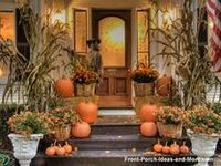 Decoration ideas for fall and Halloween