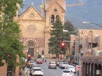 Albuquerque, Santa Fe, and the general surrounding areas