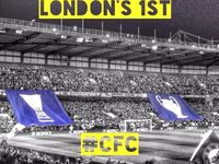 Chelsea FC founded 1905 and my sporting love.