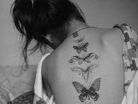 Tattoos/Art Ideas
