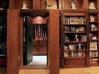 Secret doors.... secret rooms