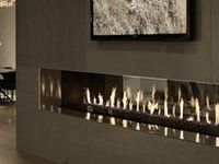 Fireplaces ideas from outside sources as well as from homes built or remodeled by Martin Bros. Contracting, Inc., Goshen, Indiana.