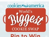 """World's Biggest Cookie Swap."""