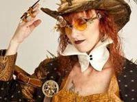 Steampunk Fashion, Shoes, Jewelry and Accessories