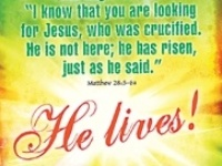 Easter crafts, Bible lessons, songs, bulletin board sets, banners, crafts, snacks, and stickers for kids.