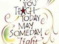 Learning/Teaching