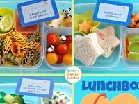 Lunch ideas, school lunch, bento