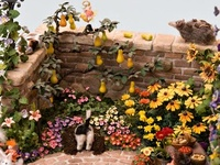 Miniature Flowers & Plants