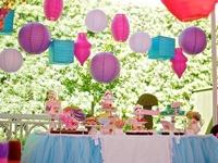 Tea Parties Alice in Wonderland