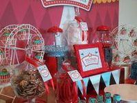 Circus Carnival party & Wedding