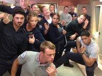 Jesse Spencer + Chicago Fire ❤︎