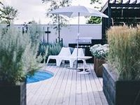 Exterior and Outdoor spaces