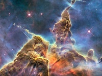 The galaxy, unique gems and minerals, and interesting facts about the gorgeous world around us