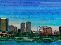 Richmond, Virginia has been the adopted home to one semi-native Virginian and one itinerant Yankee since 2004. Our kids are native-born Richmonders! We love this city.