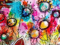 Inspiration, ideas, tools, and awesome what-not for mixed media, art journaling, cardmaking, drawing and painting