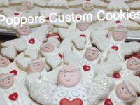Spiritual Cookies and Cakes, cake pops