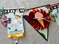 banners, bunting & garlands