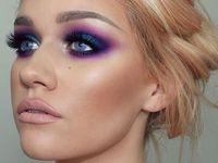 Makeup, hair and nails galore