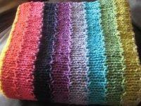 Knitting - Afghans & Blankets