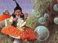 Tomte, Nisse & Gnome