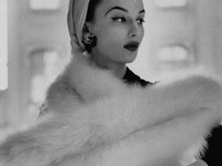 Vintage Furs A Go Go