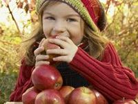 Kaikki ihanat luonnonmarjat, puutarhamarjat ja tuoksuvat raikkaat hedelmät ja metsäsienet