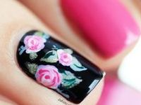 The nail looks that inspire me to try new things :)