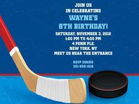 Party: Hockey