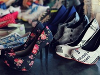 Shoes. OMG, Shoes.
