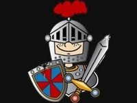 thema ridders kastelen en draken