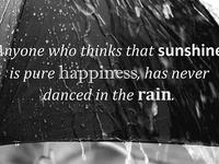 Let it ☂ RAIN ☂